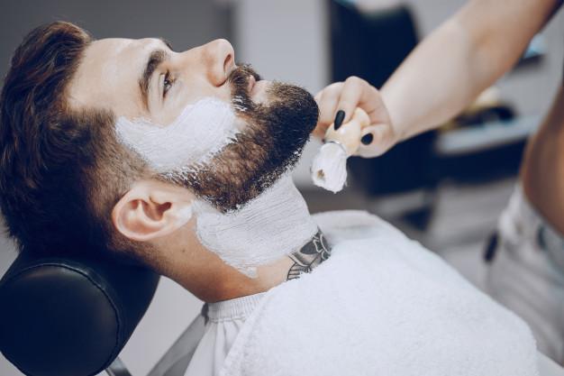 Tendências de barba