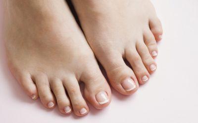 Sabe como tratar dos pés?