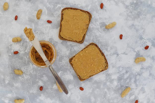 A manteiga de amendoim deve ou não ser consumida?