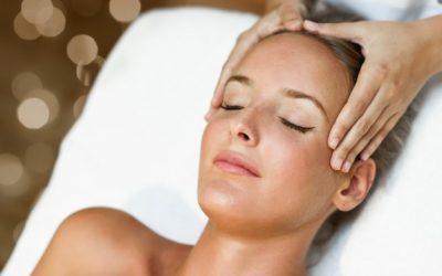 Princípios para a massagem no rosto