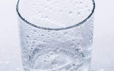 Dicas sobre o consumo de água