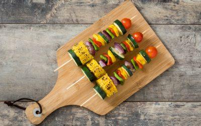 Refeições vegetarianas rápidas e simples