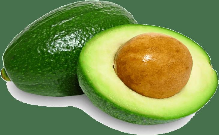 Abacate – Remédio natural para proteger os cabelos do sol
