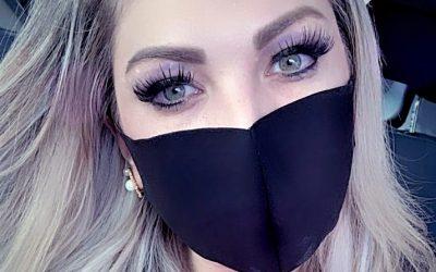 Dicas importantes para usar maquilhagem com máscara