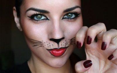Faz a Tua maquilhagem para o Halloween