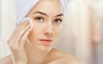Limpeza da pele e a sua importância