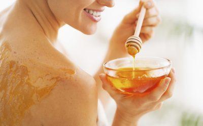 Sabia que o mel é fundamental para a sua pele?
