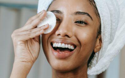 Cuidar da pele de forma natural